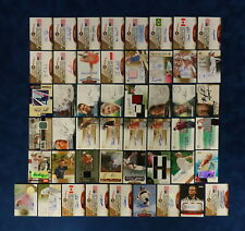 MODERN GOLF MISC SPORTS NON-SPORT ALL AUTOGRAPH LOT OF 49 WITH STARS *268202
