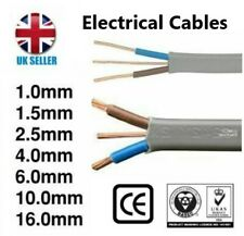 Twin and Earth Electrical Cable use for Electrical Installation Wiring UK STOCK