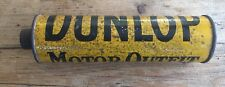 Large Dunlop French Chalk for Motor Outfit c1920
