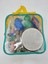 Music Maker New Plastic Instruments In Carry Case For Children 3+