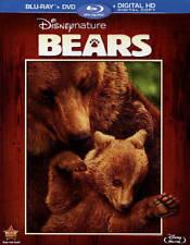 Disneynature's Bears Blu-Ray Alastair Fothergill(Dir) 2014