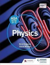 NEW Aqa Gcse (9-1) Physics Student Book