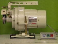 Kupplungs Motor  mit Zubehör für Industrienähmaschine 220V, 400W , 2850 Rpm