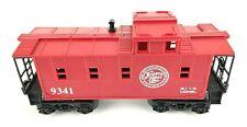 Lionel 9341 Red Caboose Atlantic Coast Line Toy Train Car C-4 Fair
