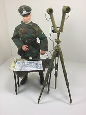 1/6 DRAGON GERMAN WERMACHT MOUNTAIN DIV LT+TABLE&MAPS+PERISCOPE DID 21st BBI