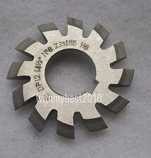 Lot 1pcs Dp12 14-1/2 degree 8# Involute Gear Cutters No.8 Dp12 Gear Cutter