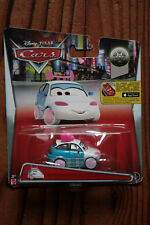 Disney Pixar Cars 2 Neon, Professor Z, Tubb Pacer, The King, end McMissile