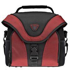 Tenba Mixx Large Camera Shoulder Bag - Black/Red 638-624
