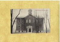 CT Plantsville 1908-39 vintage postcard BAPTIST CHURCH CONN