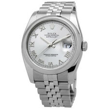 Rolex Datejust 36 Stainless Steel Mens Watch 116200RSJ