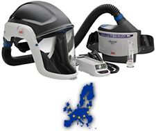 3M Versaflo TR-315Uk+ Powered Air Kit +M306 headtop Complete Personal filtration
