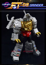 Fans Toys Transformers Ft-08 Grinder Ft08 Grimlock Action Figure Toy In Stock