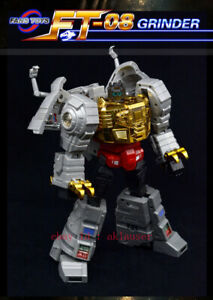 Fans Toys Transformers Ft-08 Grinder Ft08 Grimlock Action Figure Toy In Stock