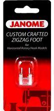 Janome Custom Crafted Zigzag Foot - Zig Zag