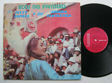 LP Pitty Zapata - Ecos Del Fantasio - Lauro Records Bolivia - Huayno - Cueca
