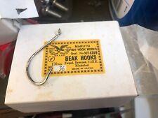 Maruto 7/0 Beak Hooks box of 100 hooks
