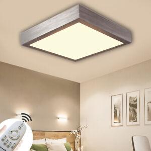 16W LED Dimmbar Beleuchtung Deckenleuchte Schlafzimmer Deckenlampe Küchen Lampe