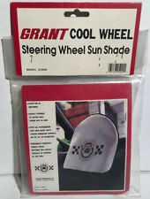 Vintage Grant Cool Wheel Steering Wheel Sun Shade Driving Accessories NOS
