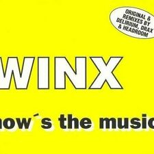 Winx How's the music (#zyx7958) [Maxi-CD]
