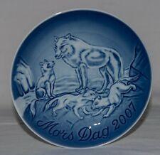 2007 Bing & Grondahl / Royal Copenhagen Mother'S Day Plate Nib Denmark