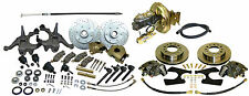 1967 68 69 70 GMC CHEVY TRUCK DISC BRAKE CONVERSION KIT - 6 LUG - STOCK SPINDLES