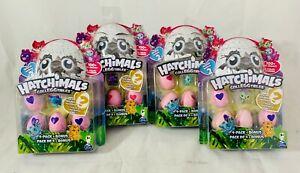 Hatchimals CollEGGtibles 4-Pack+Bonus