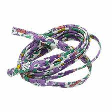 Liberty of London Betsy Ann A Violet 4mm Cotton Ribbon Cord 1m (N28/3)