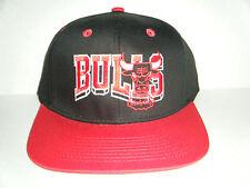 Chicago Bulls NEW w/ sticker Snapback Hat Authentic Adidas Cap
