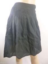 Atmosphere Knee Length Linen A-line Skirts for Women