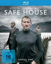 SAFE HOUSE - SEASON 1 - Blu Ray Region ALL - Christopher Eccleston - first