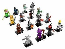 Lego Minifigure 71010 The Monsters Series 14 Complete set of 16 Figures