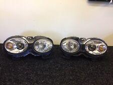 Genuine Jaguar X-Type Halogen Headlights With New Adjusters Refurbished