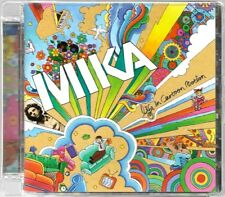 CD ALBUM  / MIKA - LIFE IN CARTOON MOTION / COMME NEUF