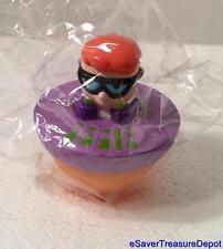 "NIP! Kellogg's Dexter's Laboratory Spinner Top ""DEXTER"" Collectible Toy, 2003"