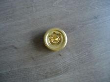 Seppelfricke Gas Sicherheits-Stopfen SEPP-Protect Messing DN40 Schlüssel Ø 21