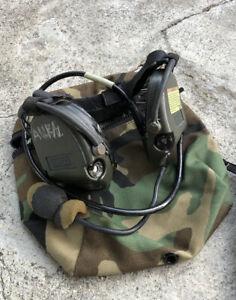 MSA Sordin 10pin Maritime headset Impulse Old Gen Navy SEAL DEVGRU SWCC