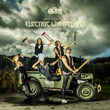 Greetings From Electric Wastelands - Gloria Story (2015, CD NIEUW)