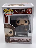 POP!💎Aguilar (Crouching) Assassins Creed 379💎Sealed Collectable Vinyl Figure🌟