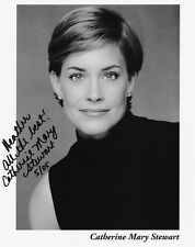 CATHERINE MARY STEWART AUTOGRAPHED PHOTO #3 WEEKEND AT BERNIES HERO OF THE UNDER