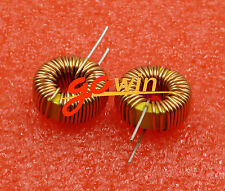 50PCS 100uH 6A Coil Toroid Core Inductors Wire Wind Wound DIY
