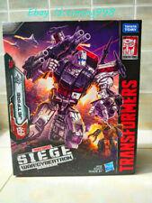 Hot Transformers War For Cybertron Cerco Rumble /& ratbat-Em estoque PERFEITO NA CAIXA LACRADA