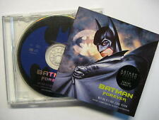 BATMAN FOREVER - CD - O.S.T. - ORIGINAL MOTION SCORE ALBUM - ELLIOT GOLDENTHAL