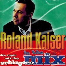 CD NEU/OVP - Roland Kaiser - In The Mix - Der Super Mix des Schlagers