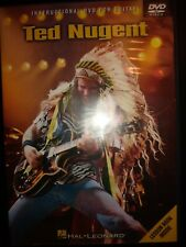 Ted Nugent Instructional Guitar  DVD  000320413
