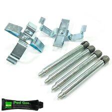 SAAB 9-3 93 (1998-2002) REAR BRAKE PAD FITTING KIT PAD PINS CLIPS BPF1266B