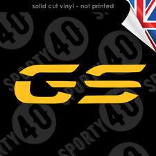 GS Stickers Vinyl Decal  BMW R1200 R1250 F800 F850 F750 GS GSA ADV - 3808-0819