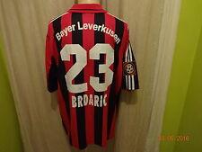 Bayer 04 Leverkusen Original Adidas Matchworn Trikot 00/01 + Nr.23 Brdaric Gr.XL
