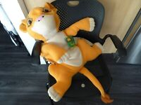 "Disney Kiara XL Large Plush Lion King II Simba's Pride 22"" 3Stuffed Animal Lying"
