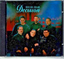 Seis del Solar  Decision  BRAND  NEW SEALED CD