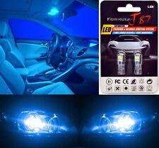 LED 3030 Light Blue 10000K 921 Two Bulbs High Mount Stop 3rd Brake Upgrade Fit